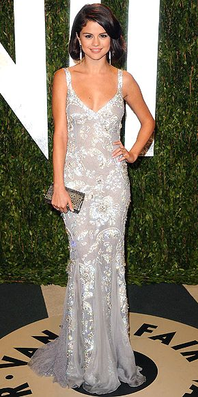 29948fa2 loved this Dolce & Gabbana gown on Selena Gomez. | fashion nation ...