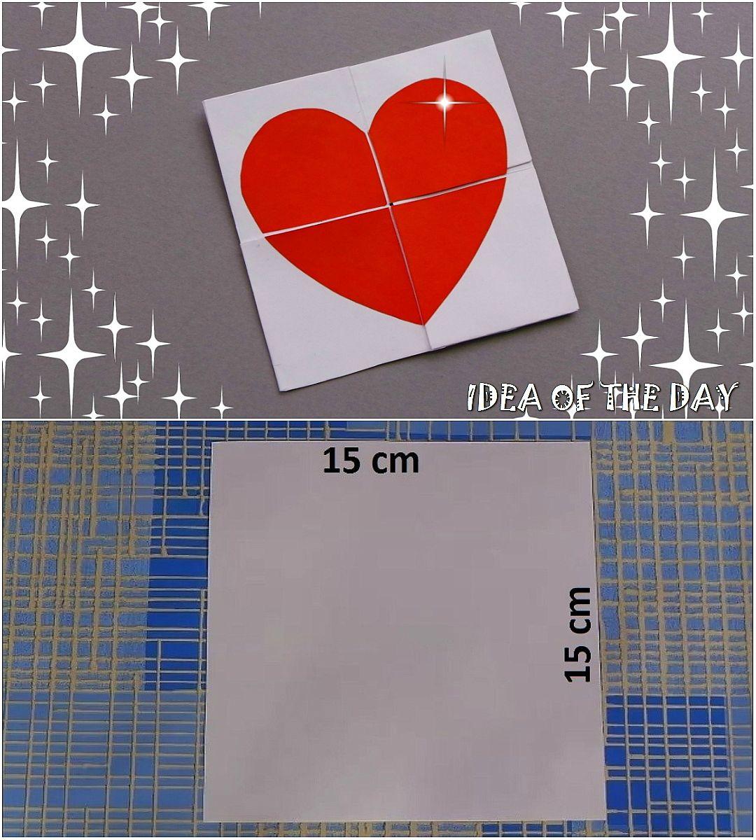 Measurements For Never Ending Card Endless Card This Measurements For Never Ending Card Endless Card How To Make Ne Cards Never Ending Card Cards Handmade