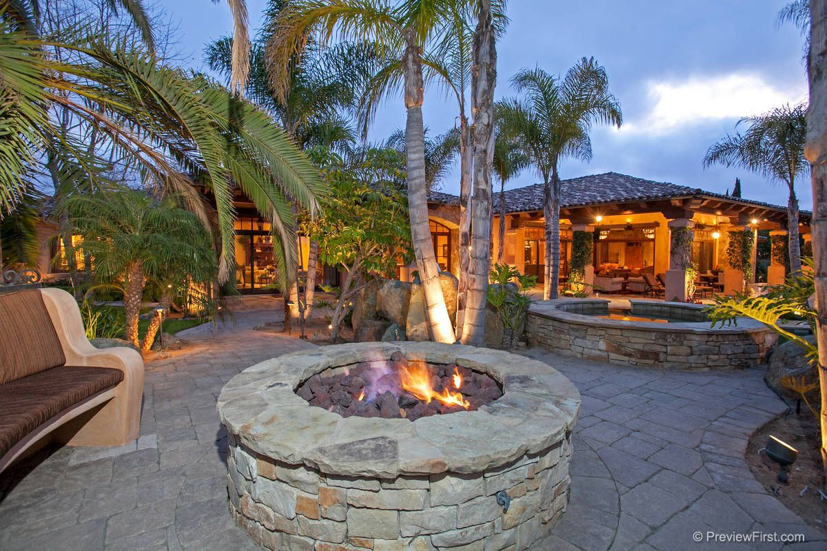 www.4130RanchoLasBrisas.com #dreamhome #sandiego #realestate #ranchopacifica #1story #onestory #views #forsale #home #nrg #nancarrowrealtygroup #firepit #outdoor #backyard #dreamyard