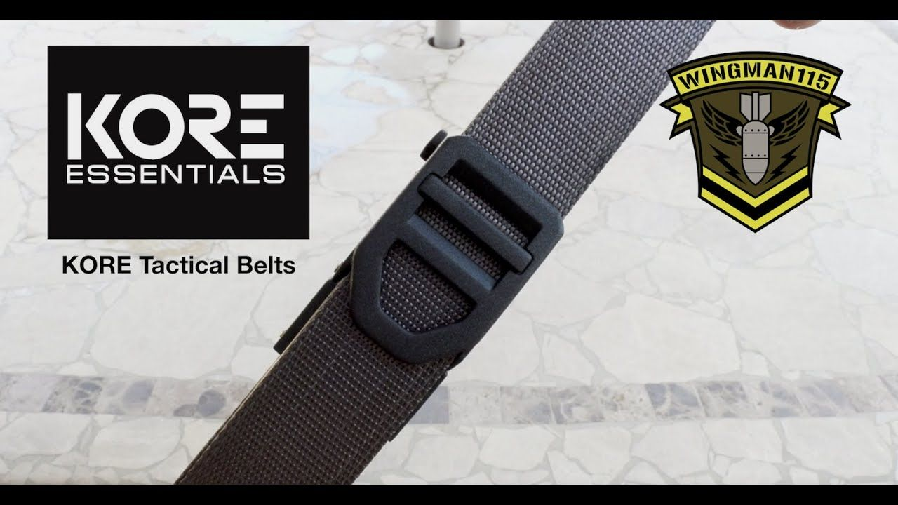 Pin On Kore Gun Belt Reviews Kore designs the trakline belt, which promises to revolutionize the very tired and outdated method of making belts. pinterest