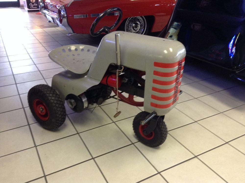 lawn sears tractor vintage