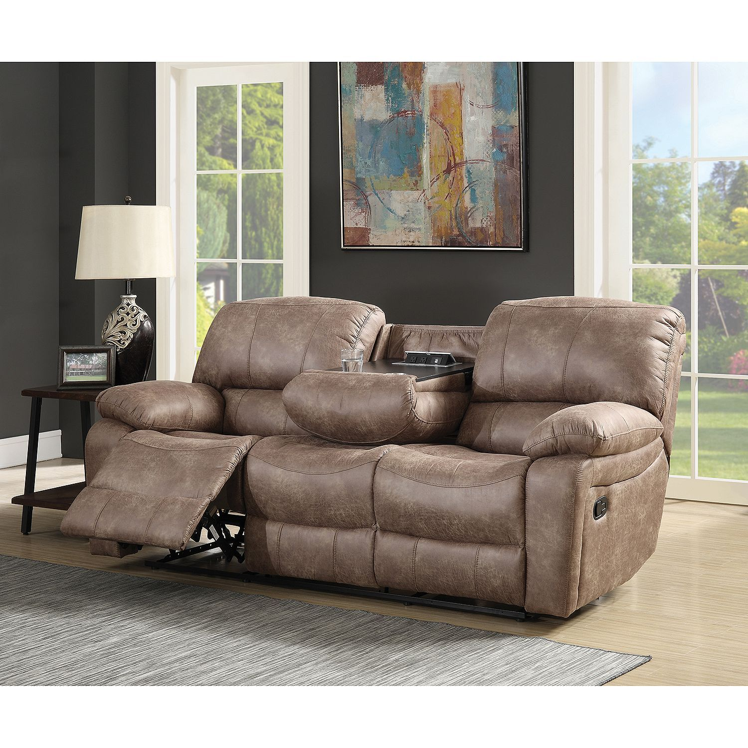 Excellent Roosevelt Reclining Sofa Sams Club In 2019 Living Room Ncnpc Chair Design For Home Ncnpcorg