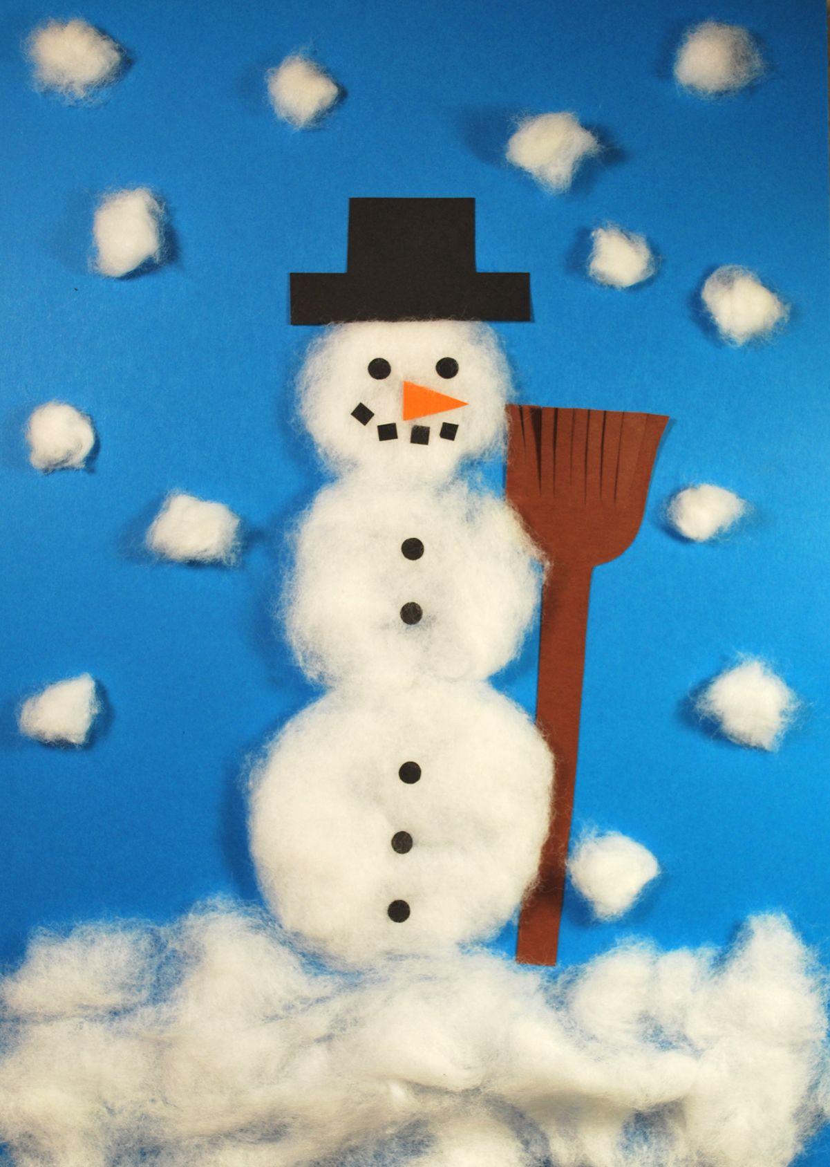 25+ Schnee basteln mit kindern Trends