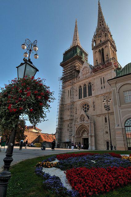 Zagrebacka Katedrala Visit Croatia Zagreb Croatia Croatia Travel