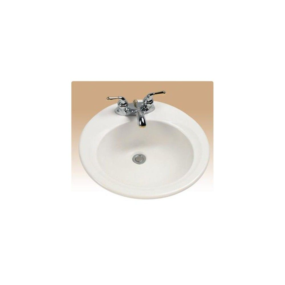 Toto Lt402 Commercial 19 1 2 Drop In Bathroom Sink With Single
