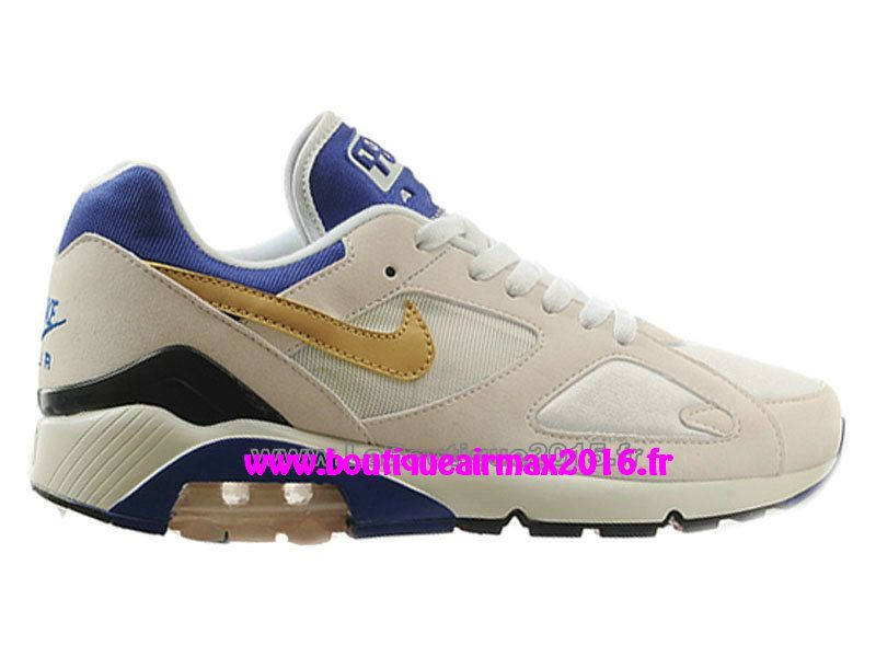 various colors 265b0 93571 Nike Air Max 180 QS Chaussures Nike Pas Cher Pour Homme Concord 626960-175