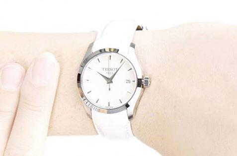 $195.00($325.00)Tissot 天梭T0352101601100女石英腕錶