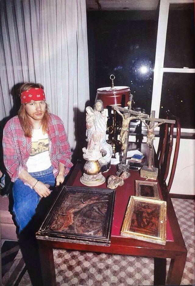 Axl Rose | Guns N Roses