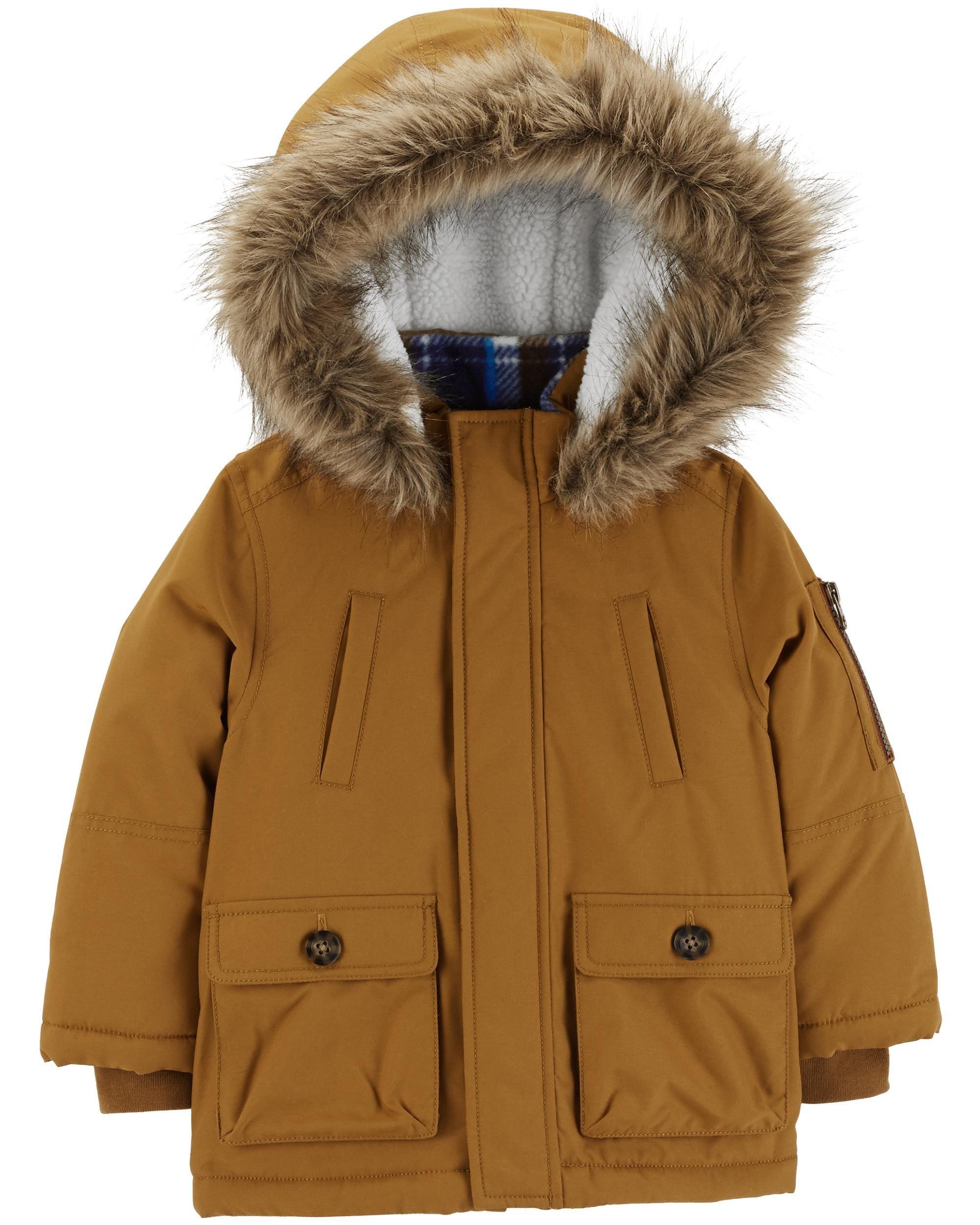 Hooded Parka Jacket Hooded Parka Jacket Boy Outerwear Baby Boy Jackets [ 2500 x 2000 Pixel ]