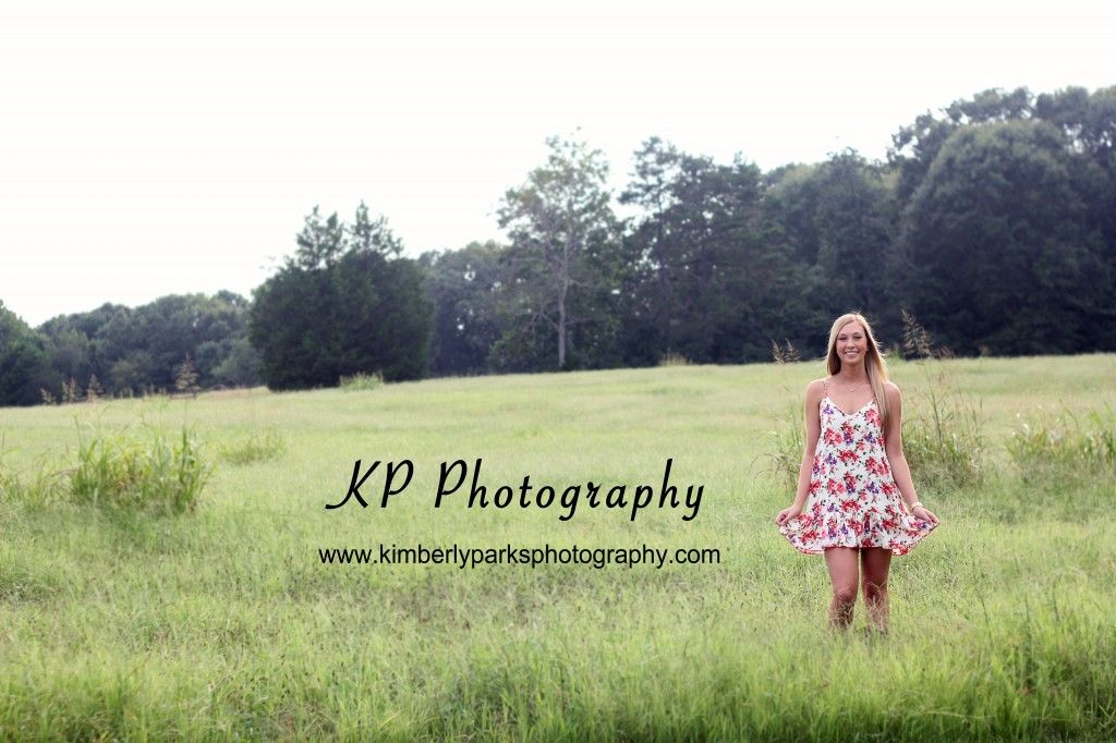 Senior Portraits | Athens Photographer | KP Photography