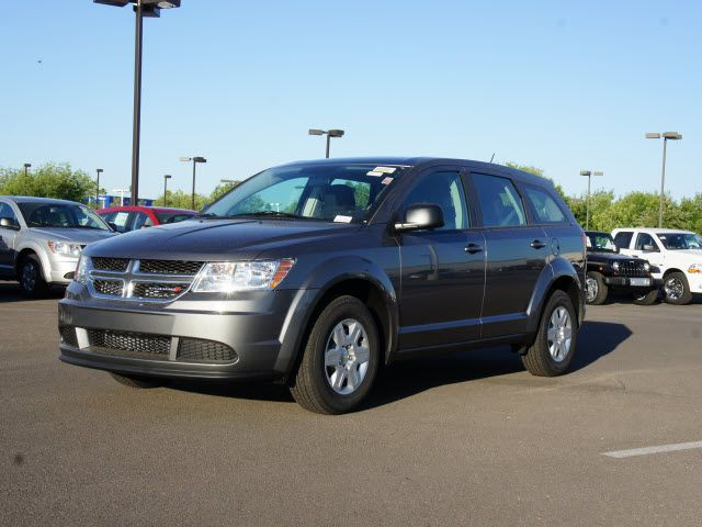 2012 Dodge Journey SE/AVP At Tempe Dodge Chrysler Jeep In The Tempe  Autoplex!