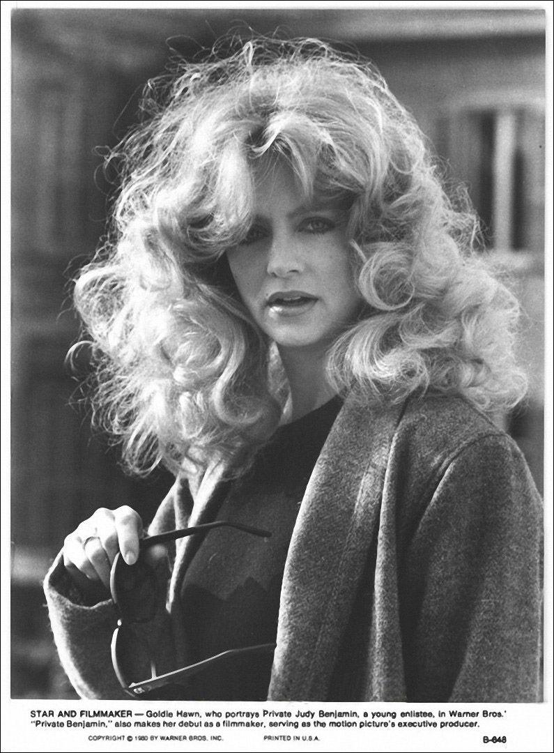 Goldie Hawn As Judy Benjamin In Private Benjamin 1980