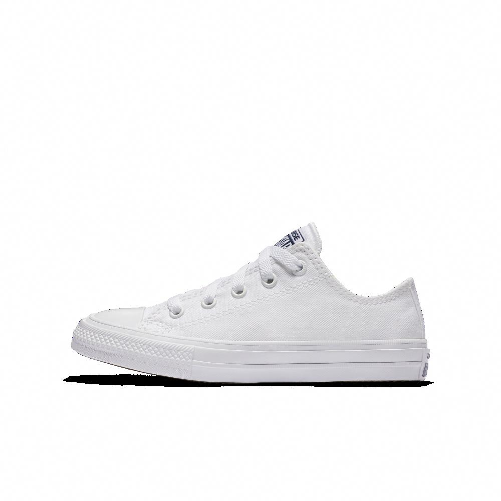 c8ab790f1f8e2 Converse Chuck II Low Top Little Kids  Shoe Size 10.5C (White) - Clearance  Sale  ClearanceKidsShoes
