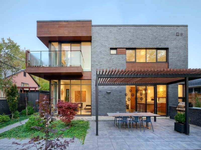 Pictures of really nice houses with common design for Nice modern houses
