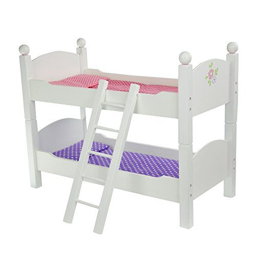 Pin By Beth Long On Miniature Dolls Doll Bunk Beds Bunk Beds