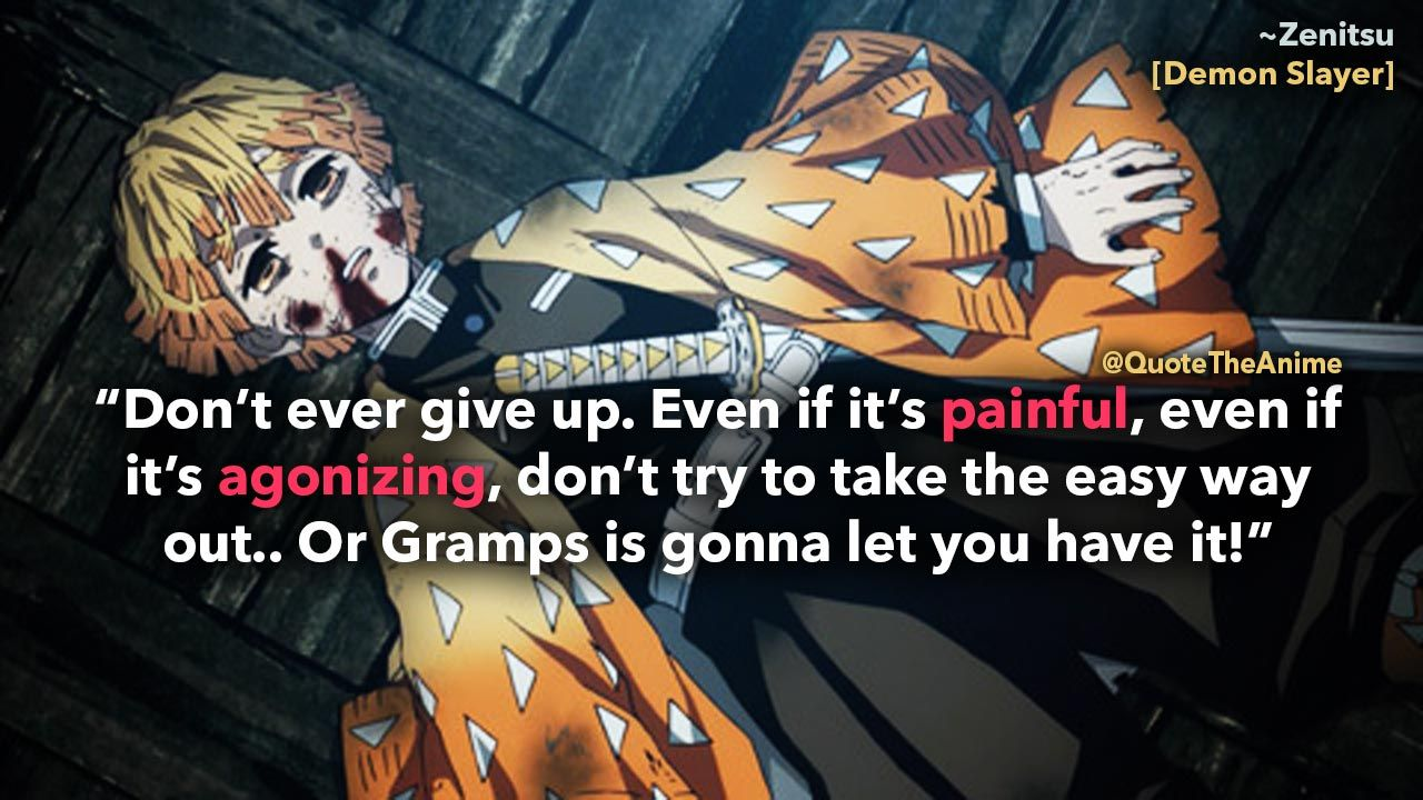 31+ POWERFUL Demon Slayer Quotes you'll Love (Wallpaper ...