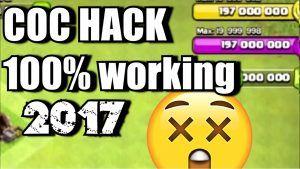 clash of clans unlimited gems hack no human verification