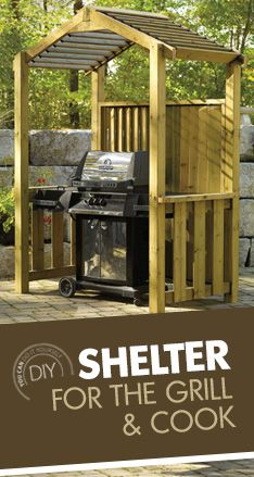 Bbq-protection-rain-or-shine-cover-shelter-grill- & Bbq-protection-rain-or-shine-cover-shelter-grill-cook-outdoors-DIY ...