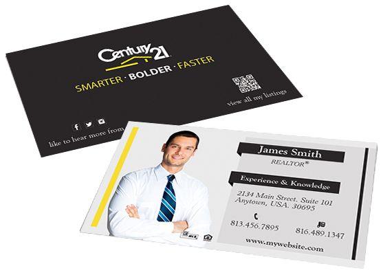 Century 21 Business Cards Rsd C21 113 Century 21 Business Cards