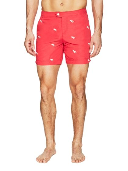 Ted Baker Suntime Swim Trunks Retail S$122.40 Sale S$66.70