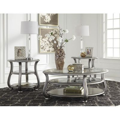 Shop Wayfair For Coffee Table Sets To Match Every Style And Budget