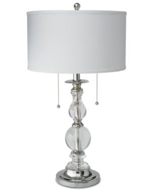 Jcpenney Lamp Shades Interesting Royal Velvet® Optic Crystal Table Lamp  Room Lights And Bedrooms Review