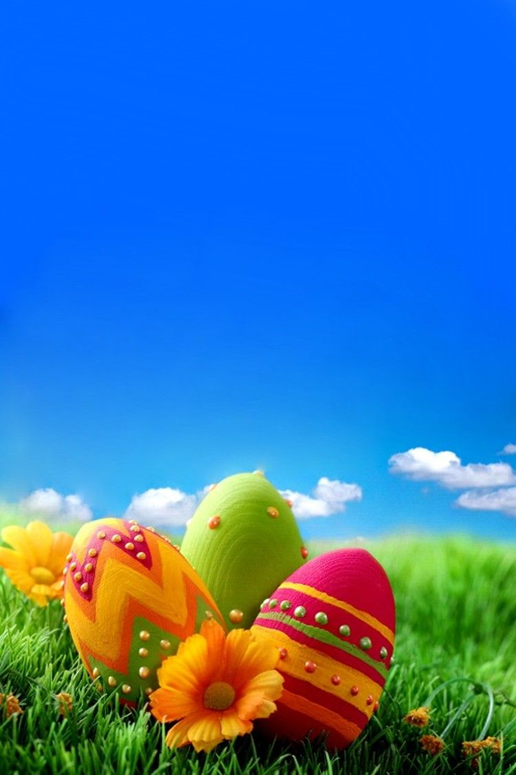 Free Easter background. Great for poster design. | Wallpapers ...