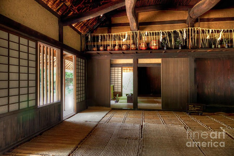 Old House S Living Room Japanese Living Rooms Japanese House