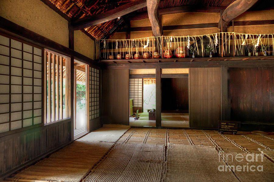Old House S Living Room By Tad Kanazaki Japanese House Japanese