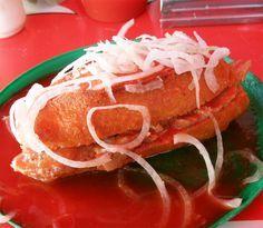 Tortas ahogadas estilo Guadalajara, Jalisco