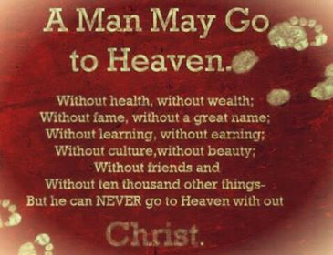 A Man May Go to Heaven