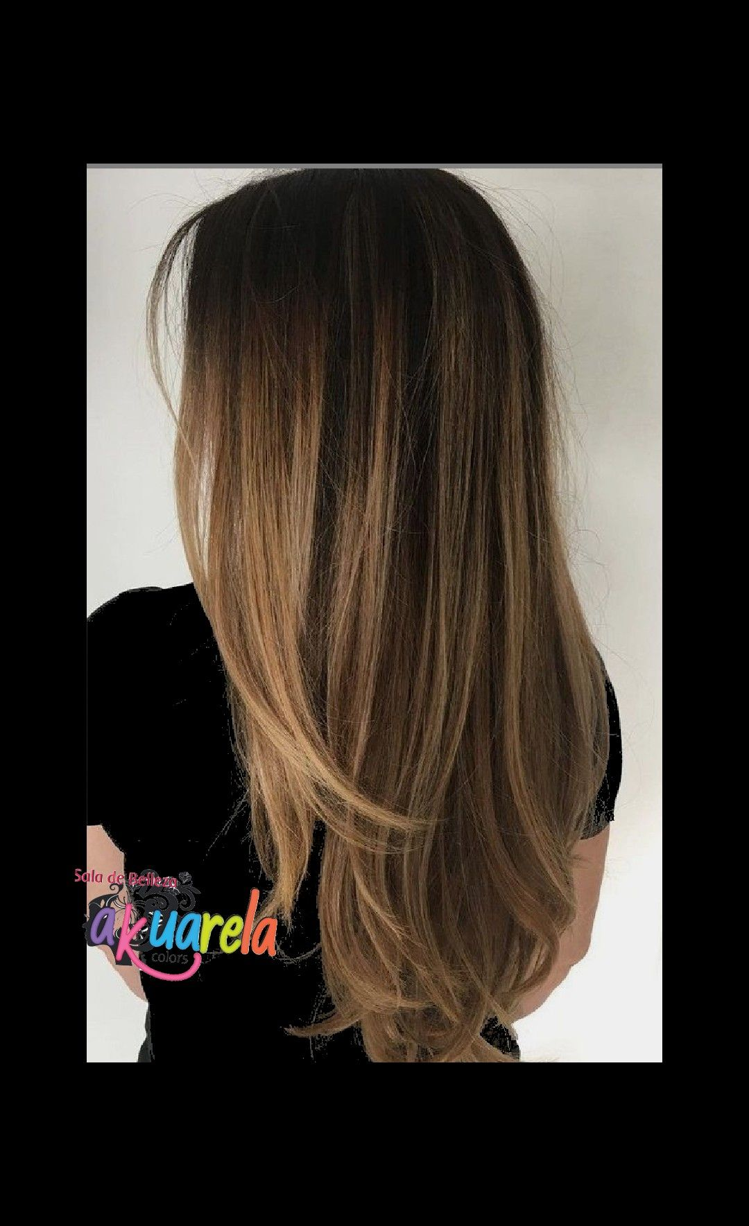 Pin By Akuarela Colors Francelene On Cabellos Lindos In 2020 Long Hair Styles Hair Styles Beauty