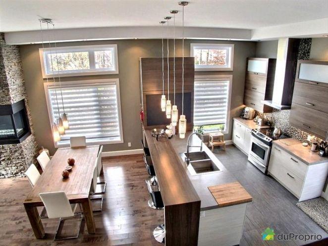 Idée relooking cuisine ÀQUI LA CHANCE!!! Maison style moderne
