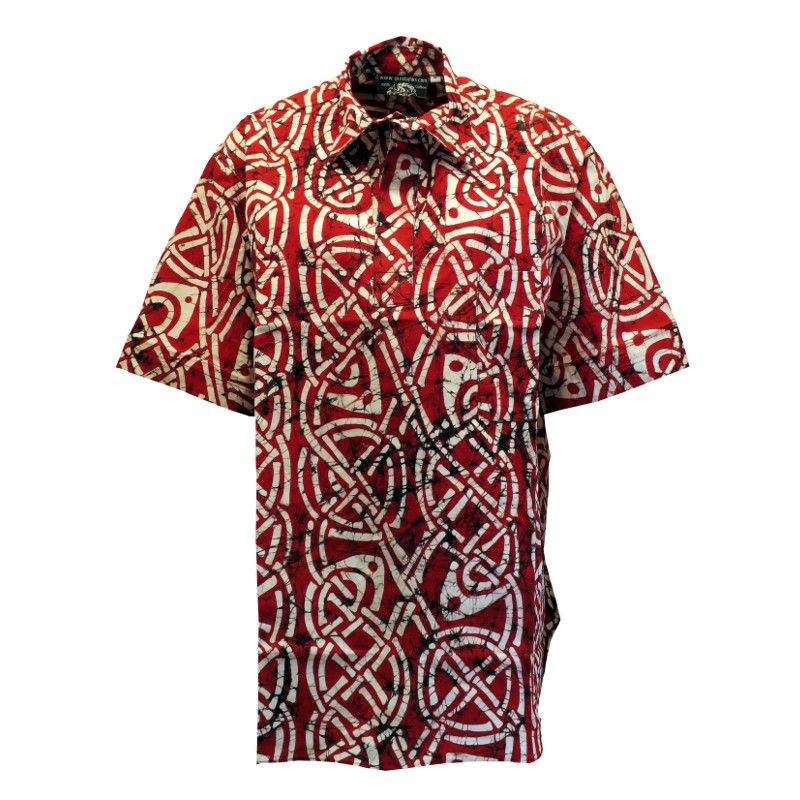 Red Shirt, Shirts, Celtic Designs