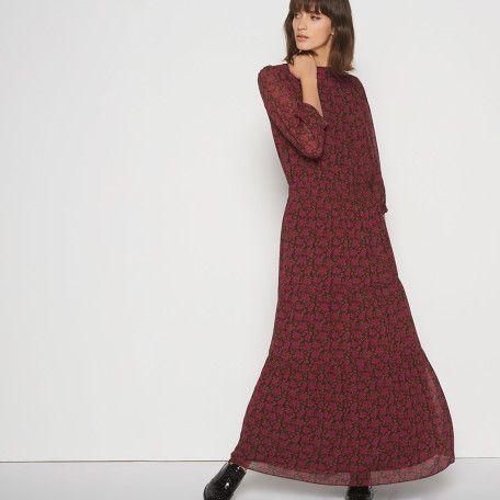 Robe longue fille monoprix