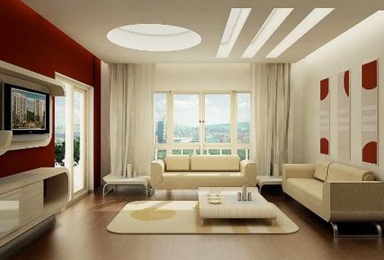 Modelos de salas modernas con vistas muebles modernos for Modelos de sala comedor