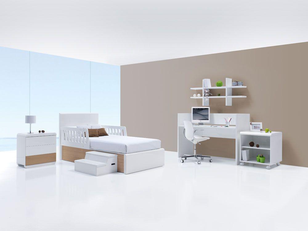Habitaciones infantiles para beb s de dise o y modernas - Habitaciones infantiles modernas ...