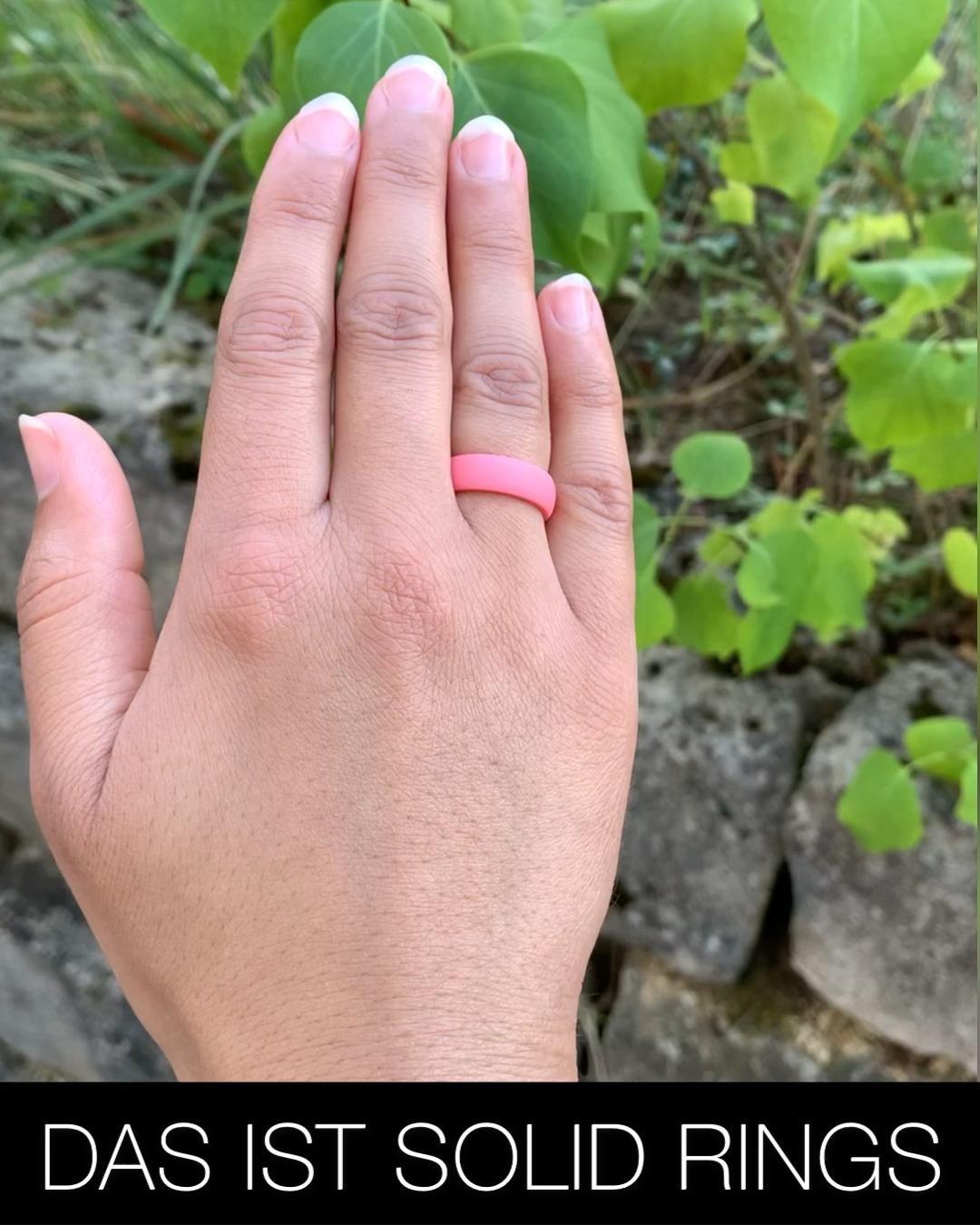Du brauchst einen Ring, der für alles bereit ist! Bequem, flexibel und bezahlbar!