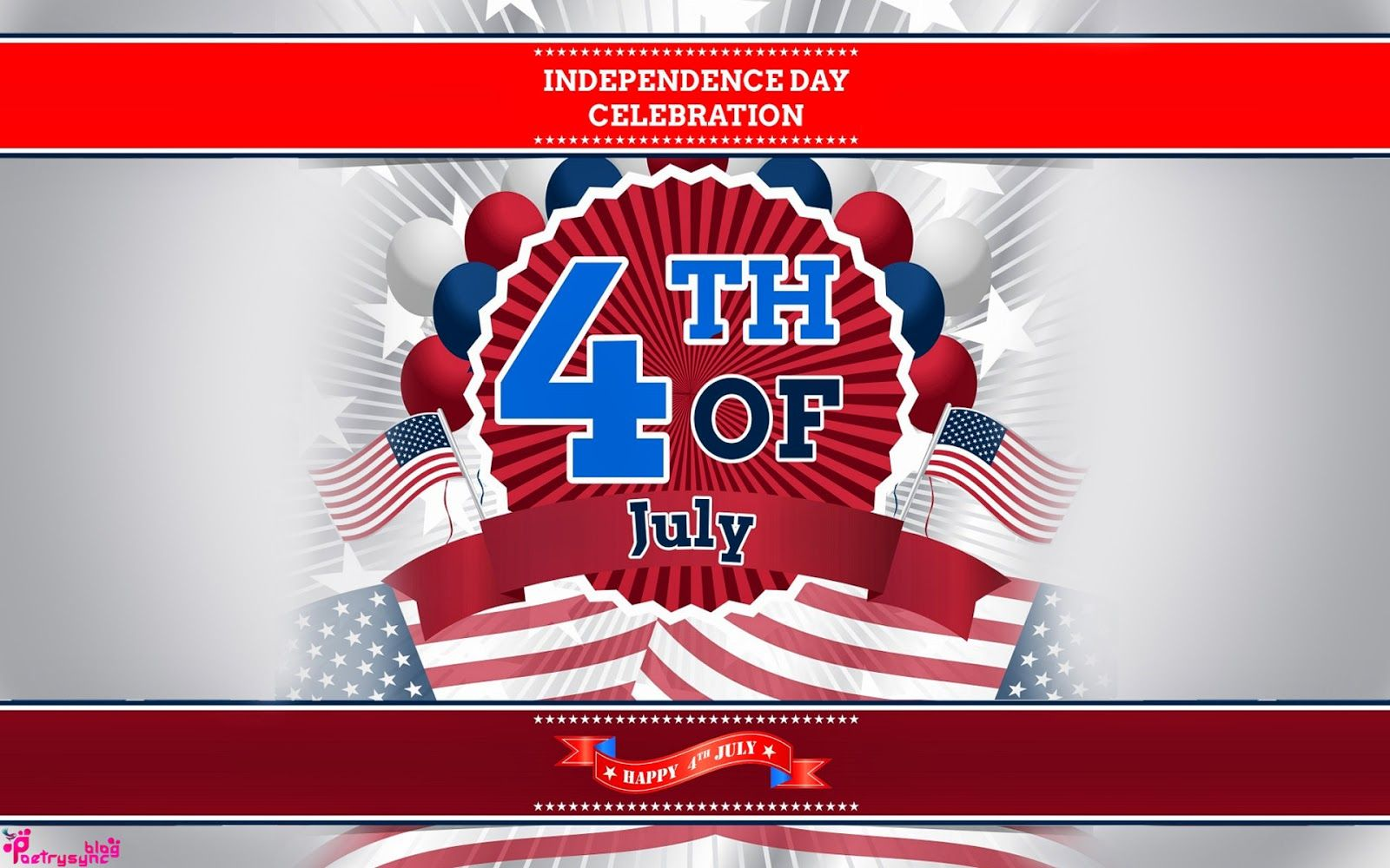 Poetry Independence Day 4th of July Wishes Quotes and