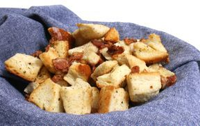 Bacon Croutons Recipe...even better!