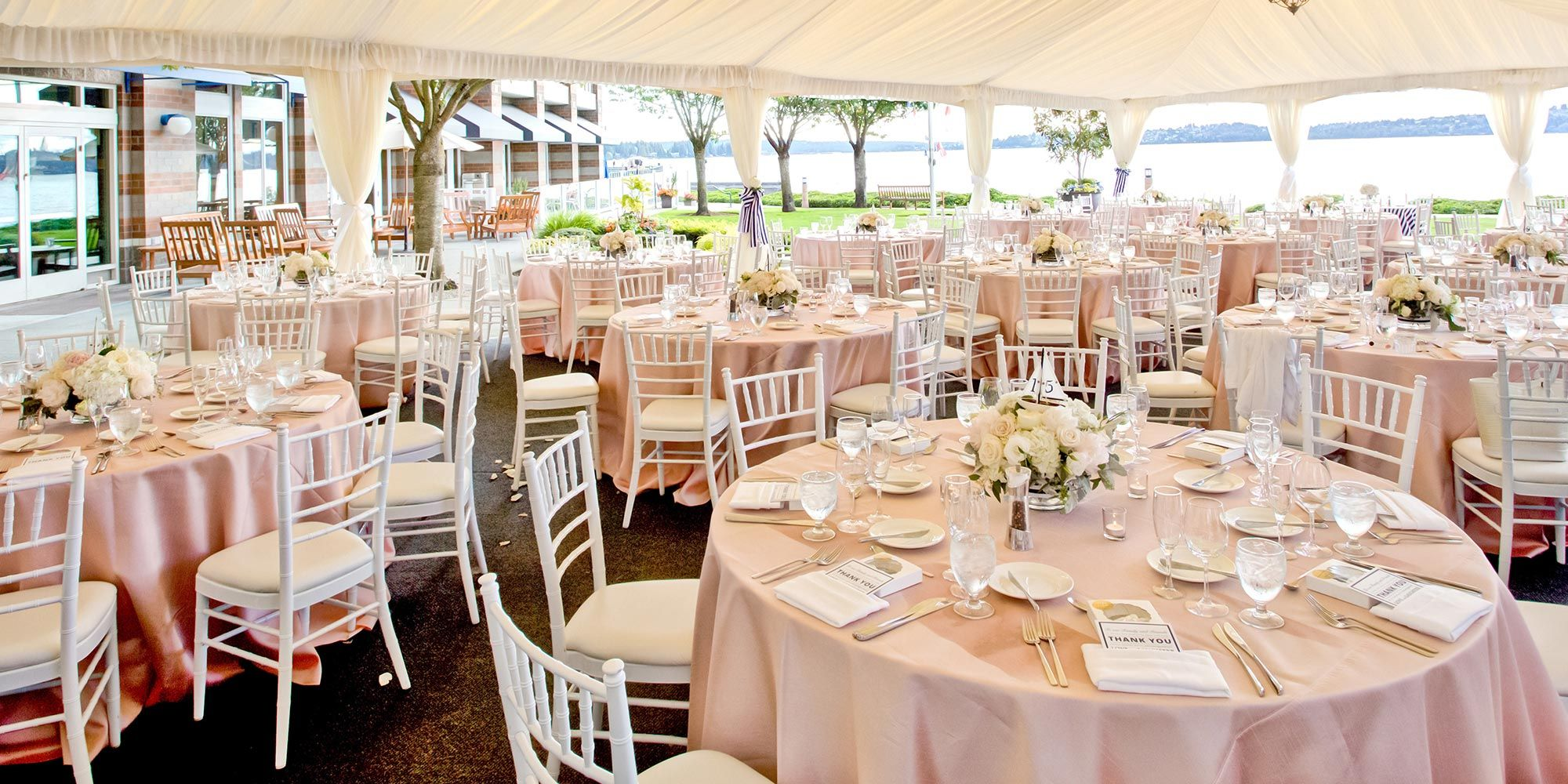 Woodmark Hotel Offers A Variety Of Wedding Venues And Reception Sites On The Shores Lake Washington