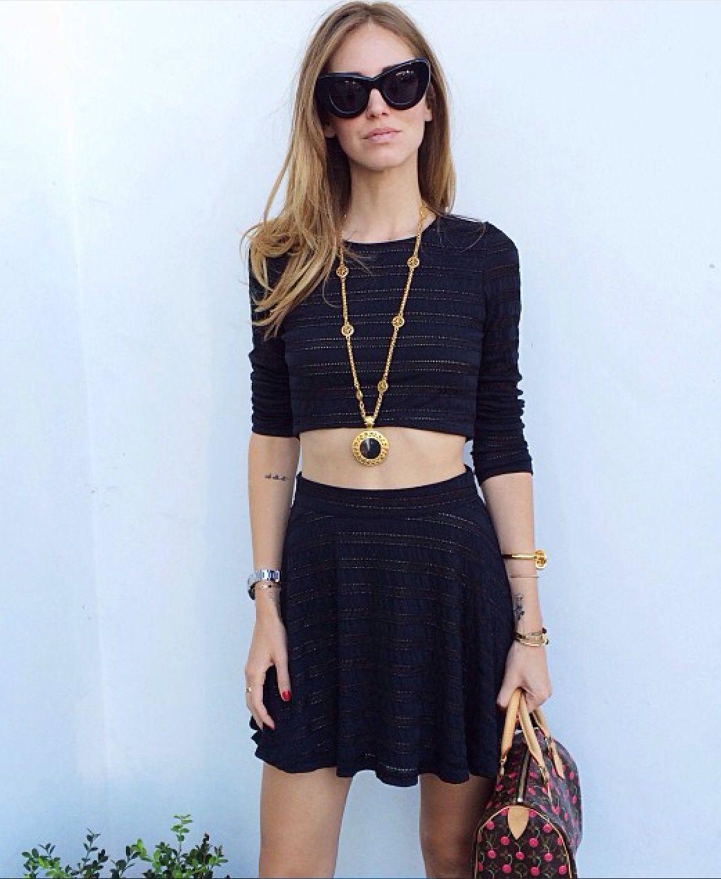 Chiara Ferragni ❤️ italian style It girl Chic sty Lovely street style Fashion addict