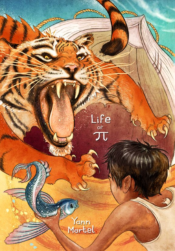 Life of Pi    A great novel with a terrific tiger