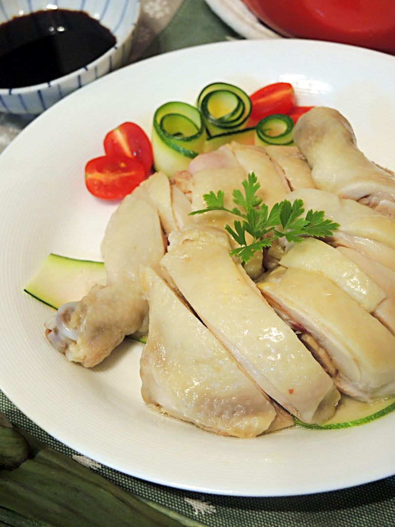 Hainanese Chicken Rice  Cooking Recipes -3215