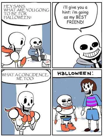 Sans Papyrus Undertale Comic Undertale Memes Undertale