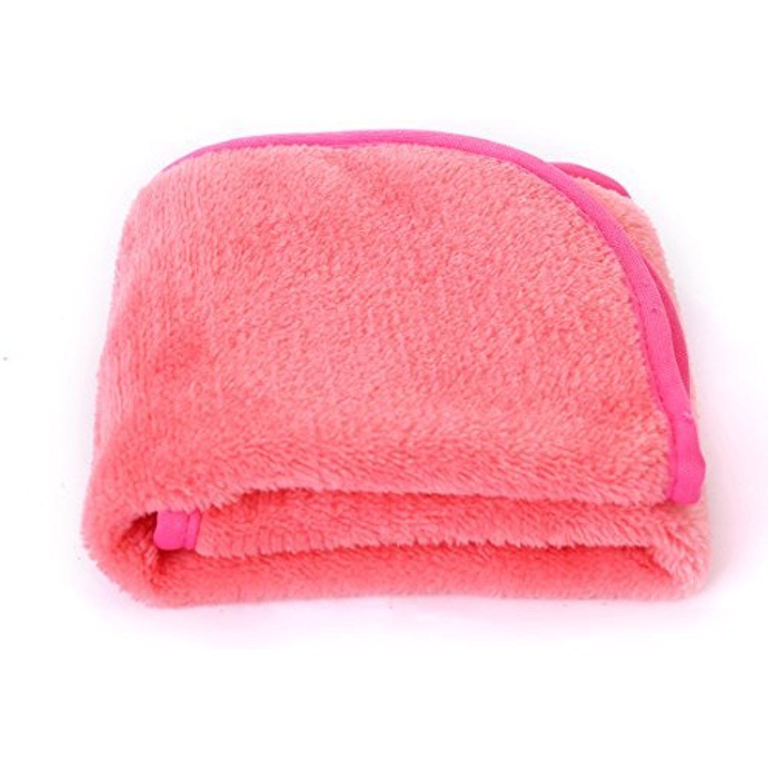 Makeup Remover Cloth (2 pack Pink) Chemical Free