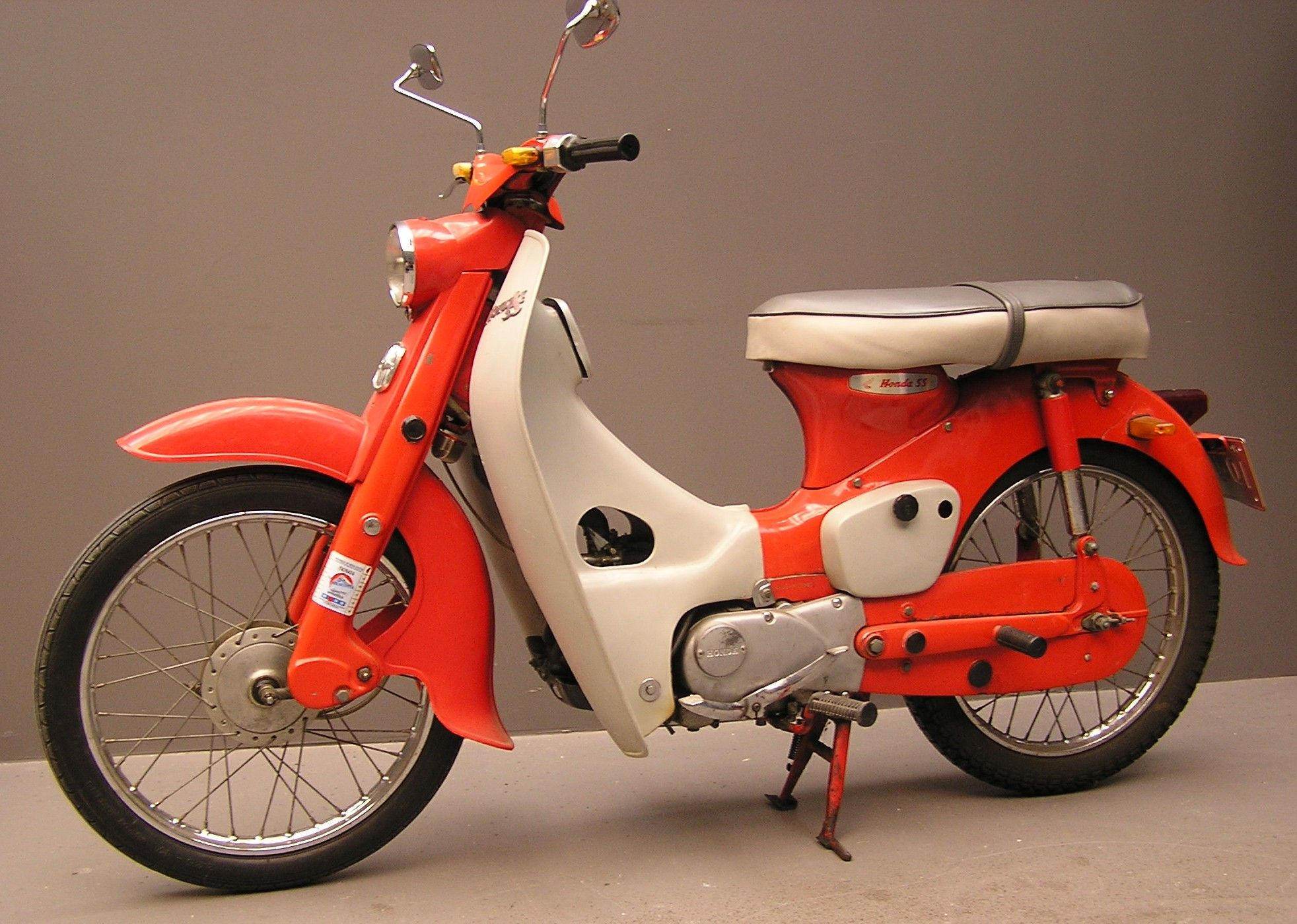 1963 Honda Cub 55 Motorcycle I Really Want A Moto 1 Set C70 Vintage Motorcycles
