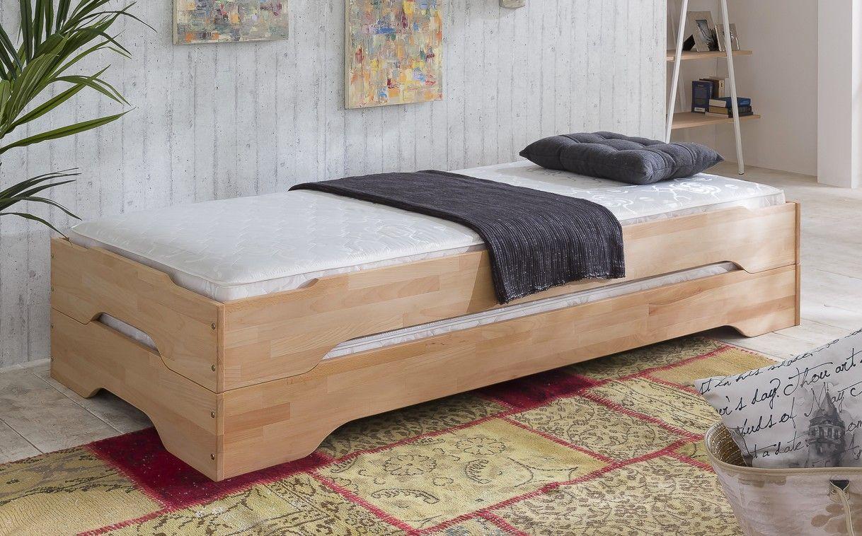 g nstige betten 100x200 badm bel 2017. Black Bedroom Furniture Sets. Home Design Ideas