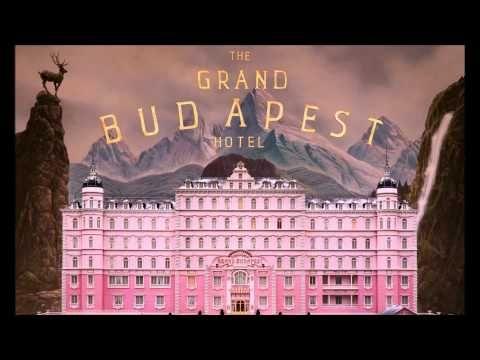YouTube. Banda sonora del Gran Hotel Budapest Alexandre Desplat