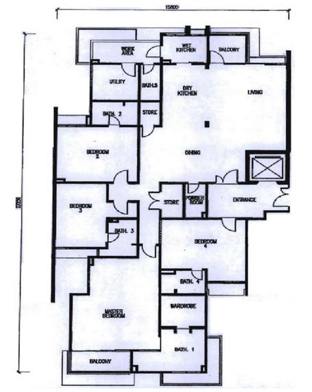 Kenny Hills Residence Bukit Tunku Bukit Tunku Property Floor Plans